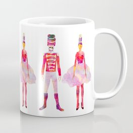 Nutcracker Ballet Coffee Mug