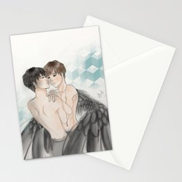 VKook Wings Stationery Cards