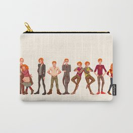 The Weasley Family Carry-All Pouch