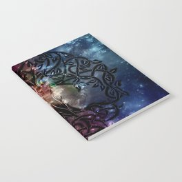 Viking Tree of life Notebook