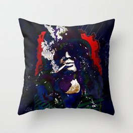 Sl@sh  Throw Pillow