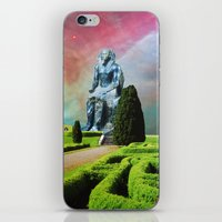 egypt iPhone & iPod Skins featuring Modern Egypt by John Turck