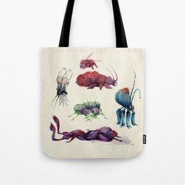 Iridescent Bugs - Set A Tote Bag
