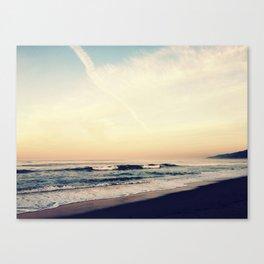 Summer Haze Canvas Print
