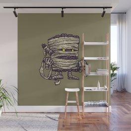 The Mummy Log Wall Mural
