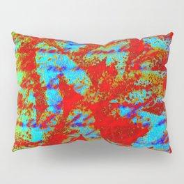 Design Delirium Red Pillow Sham