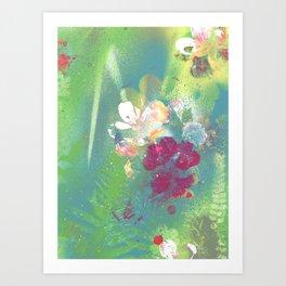 ephimeral II Art Print