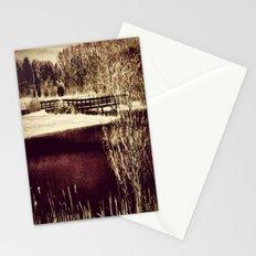 Home again-bridge Stationery Cards