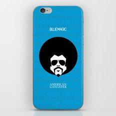 BlueMagic iPhone & iPod Skin