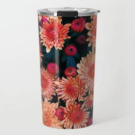 Fall floral Travel Mug