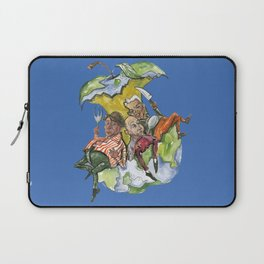 Earth consumers Laptop Sleeve