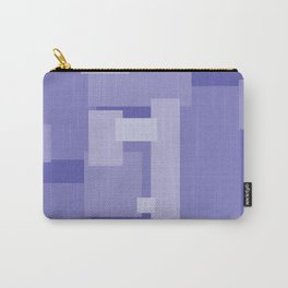 Matted Purple - Color Therapy Carry-All Pouch