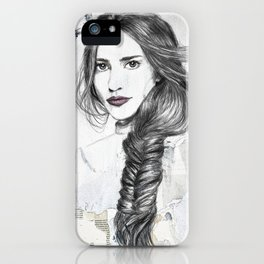 Lizzie iPhone Case