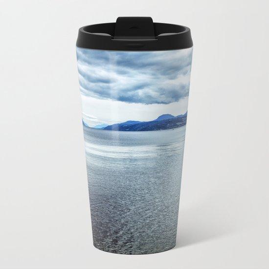 Loch Ness Scotland Metal Travel Mug
