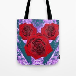 Hidden Mickey & the Flower Power Tote Bag