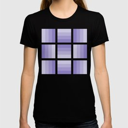 Four Shades of Lavender T-shirt