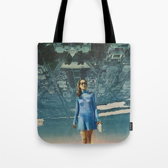Amy White House Tote Bag