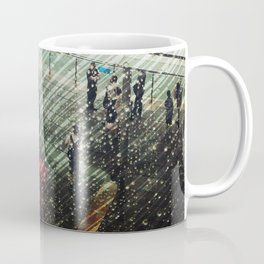 Pink Umbrella Coffee Mug