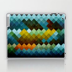 Abstract Cubes BYG Laptop & iPad Skin