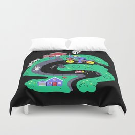 Special Delivery Duvet Cover