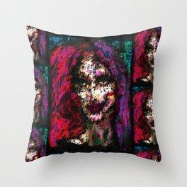 Sister Nyx Throw Pillow