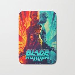 blader runner 2049 shirt Bath Mat