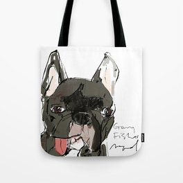 OPD Gary Fisher Tote Bag