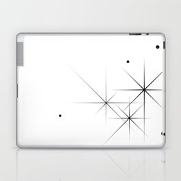 Silent Explosions Laptop & iPad Skin