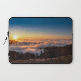 A Sea of Clouds Laptop Sleeve