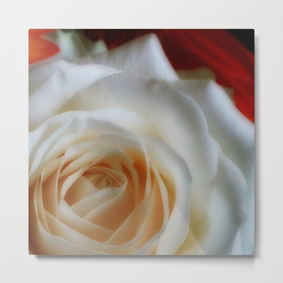 Floral Perfection Metal Print