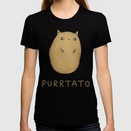 Purrtato T-shirt