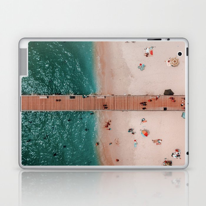 Hello Ocean Laptop & iPad Skin