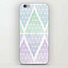 Stacked Triangles - Cool iPhone Skin