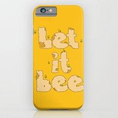 Let It Bee iPhone 6s Slim Case