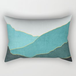 Minimal Landscape 04 Rectangular Pillow