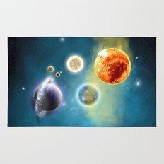 New Solar System Rug
