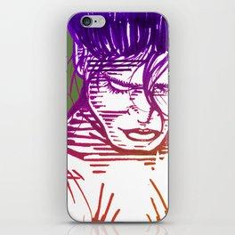 Glance iPhone Skin