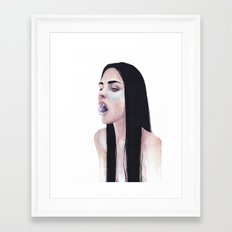 contenere in sé Framed Art Print