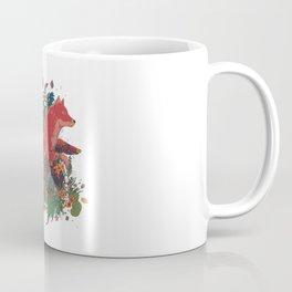 dream of red wolf Coffee Mug
