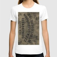 ouija T-shirts featuring Ouija by Andrea Raths