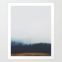 *Frozen In Time* #society6 Art Print