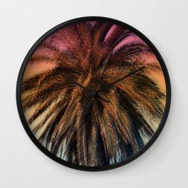 Palm Glitch ch. 05 Wall Clock