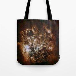 Large Magellanic Cloud, infared Tote Bag