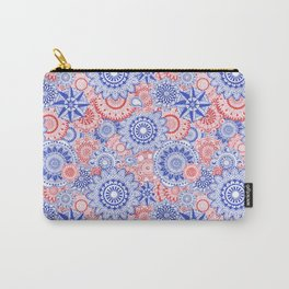 Celebration Mandala Carry-All Pouch