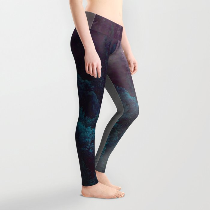 Anywhere You Go #society6 #decor #nature Leggings