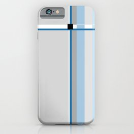 Element Sky Blue iPhone Case