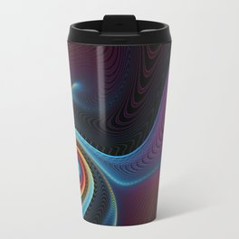 Dark sea of me Travel Mug