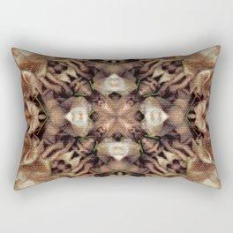 Fet Up and Folded  Rectangular Pillow