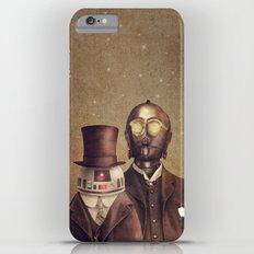 Victorian Robots  Slim Case iPhone 6 Plus