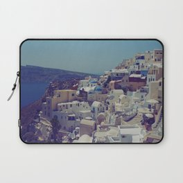 Oia, Santorini, Greece II Laptop Sleeve